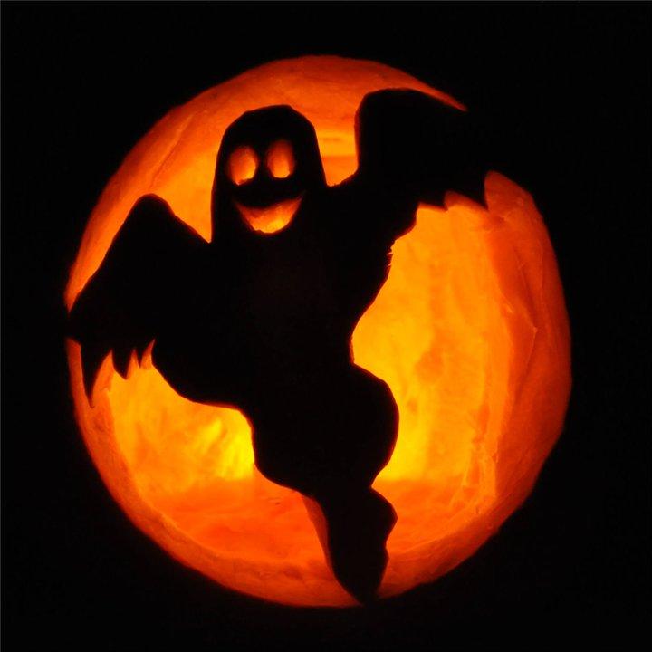 Halloween Kürbisschnitzen Vorlagen Jack O Lantern Kürbis Schnitzen